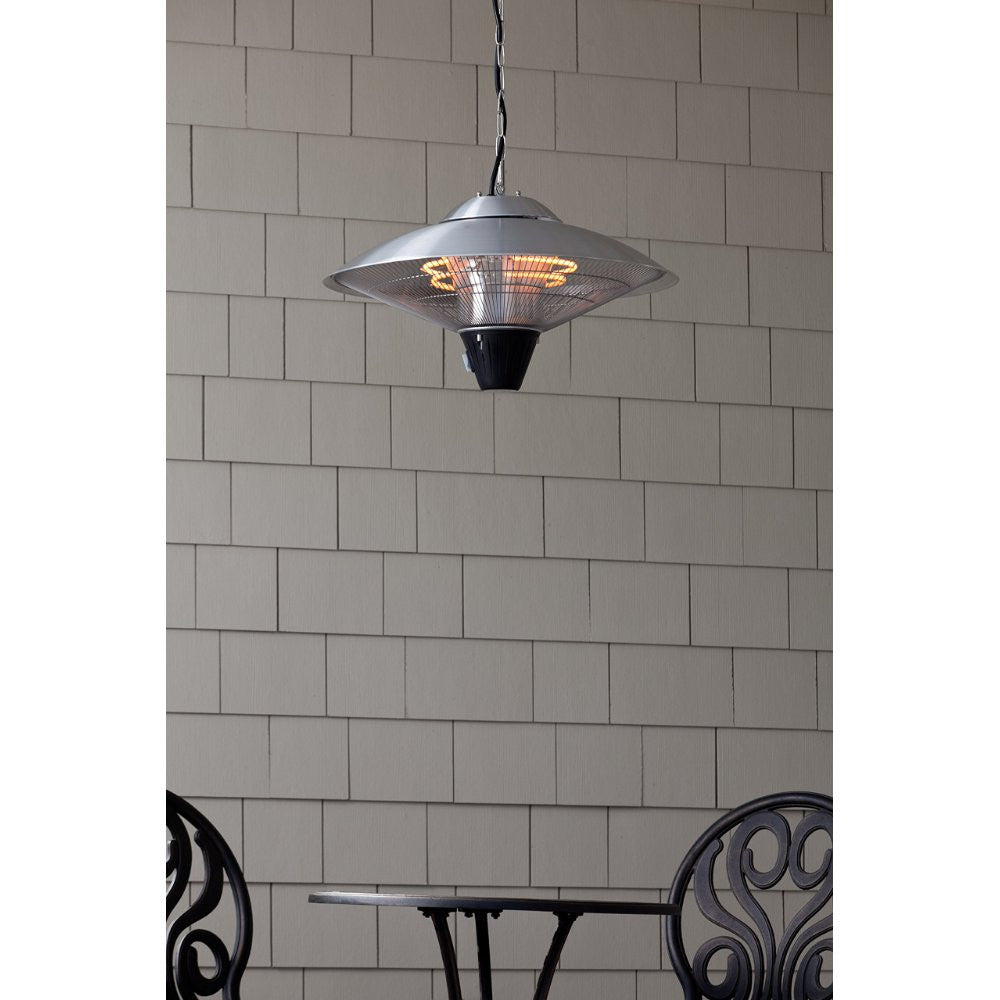 Hanging Stainless Steel Halogen Patio Heater