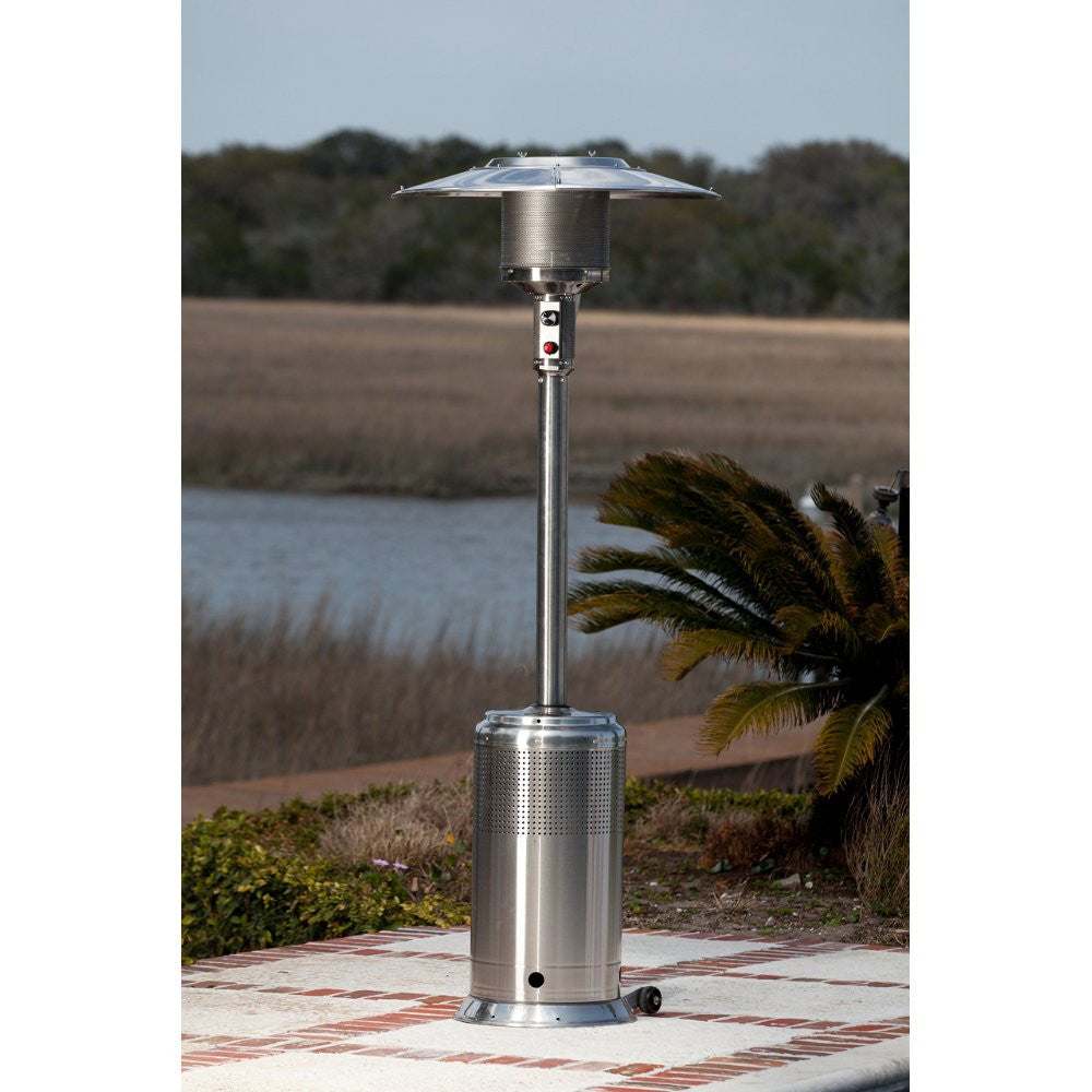 Stainless Steel Pro Series Patio HeaterSteel Pro Series Patio Heater. Fire Sense Pro Series Patio Heater Vinyl Cover. Home Design Ideas