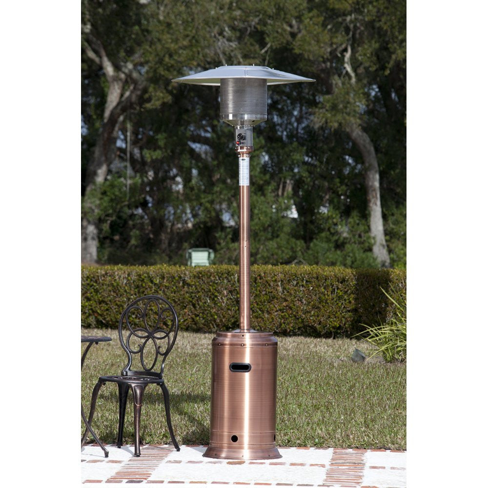 Copper Finish Commercial Patio Heater
