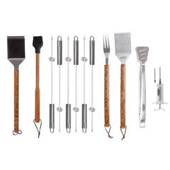 Stainless Steel BBQ Tool Set