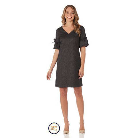 Joy Joy Grey Pullover Dress
