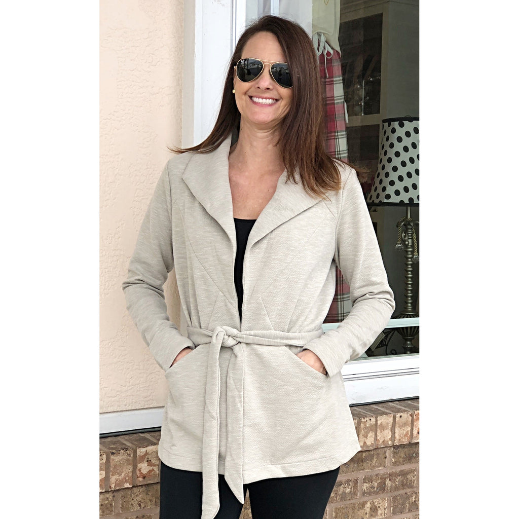 B Collection by Bobeau Candace Knit Jacket