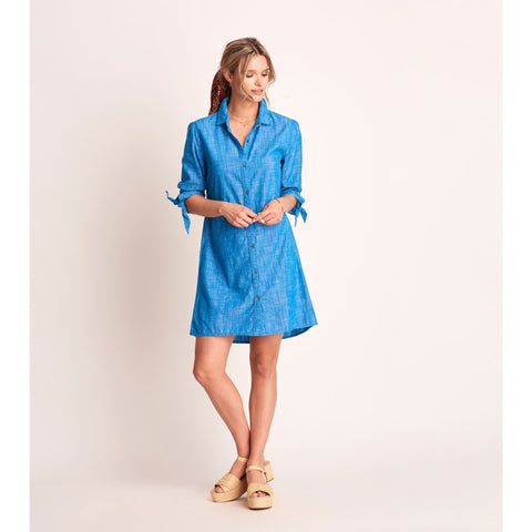 Steph Shirt Dress