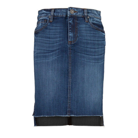 Kut From the Kloth - Andrea Shorts Persist Wash