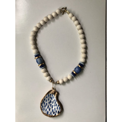 Anchor Beads - Tribal Bead Necklace Multi