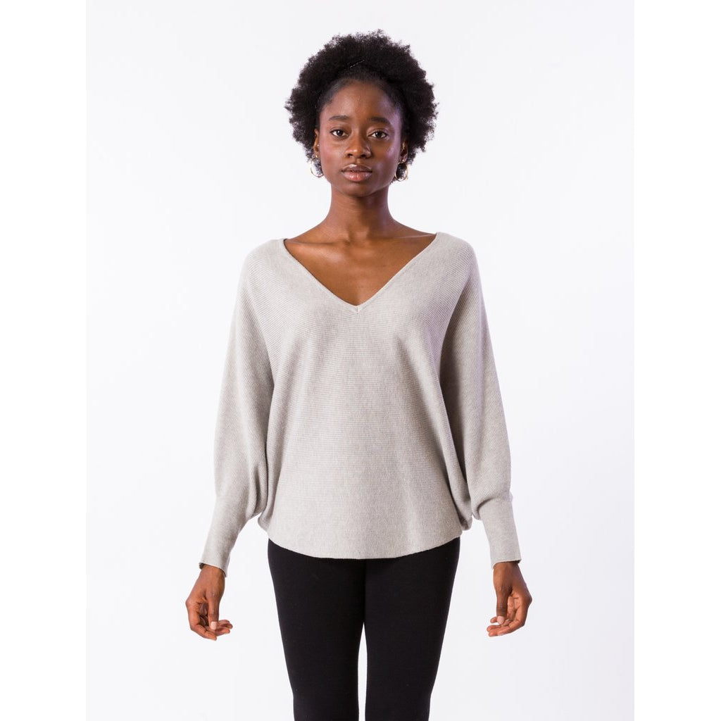 RYU V-Neck Sweater - Available in 2 Colors