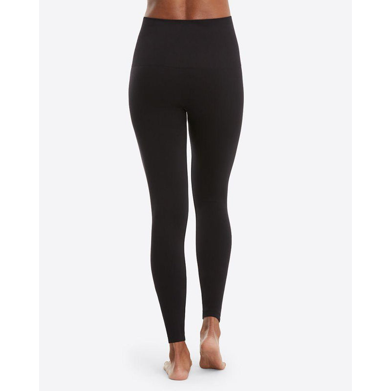 Spanx - Look At Me Now Leggings - Black
