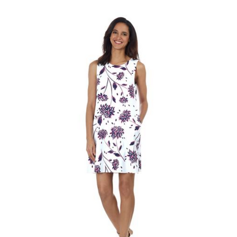 Joy Joy Paisley Dress