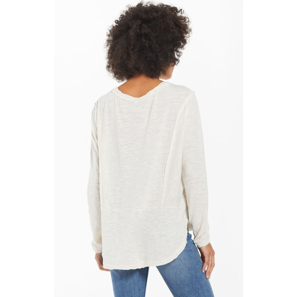 Z Supply - Airy Slub Top