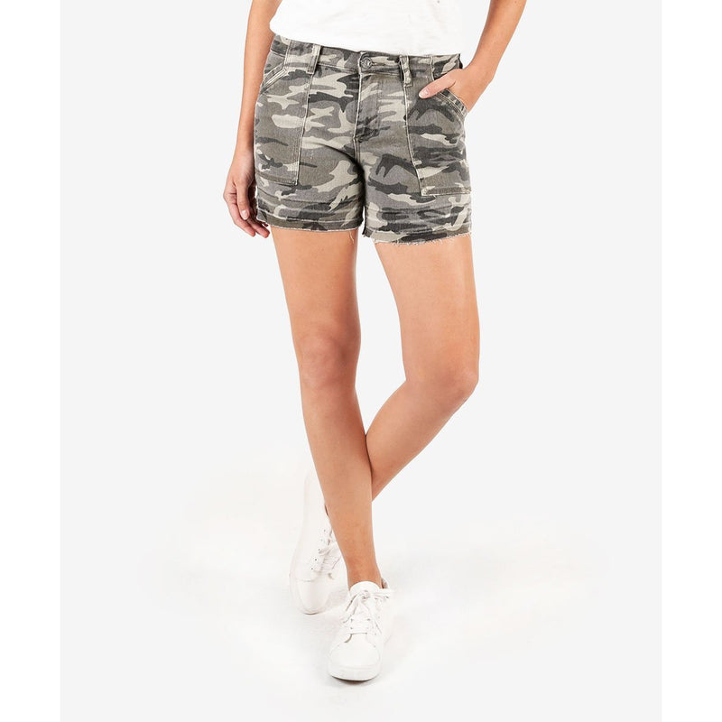 Kut From The Kloth - Camo Alice Short