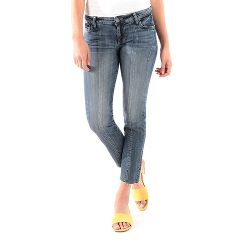 Gloria High Rise Ankle Skinny