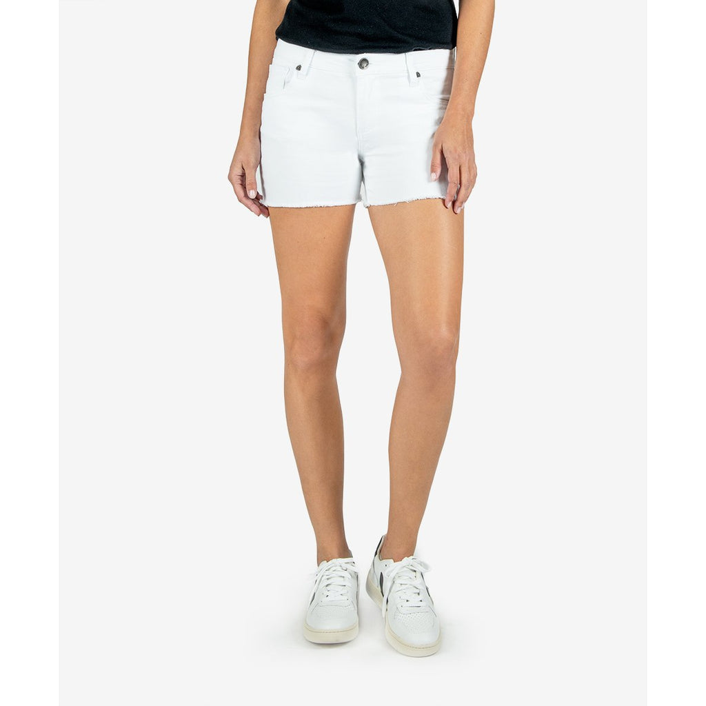 Ginger Optic White Short
