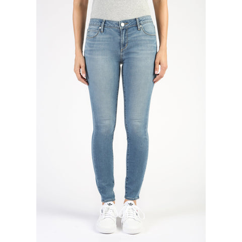 Krazy Larry Pull On Ankle Pants-Diamonds