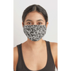 Z Supply Leopard Face Mask