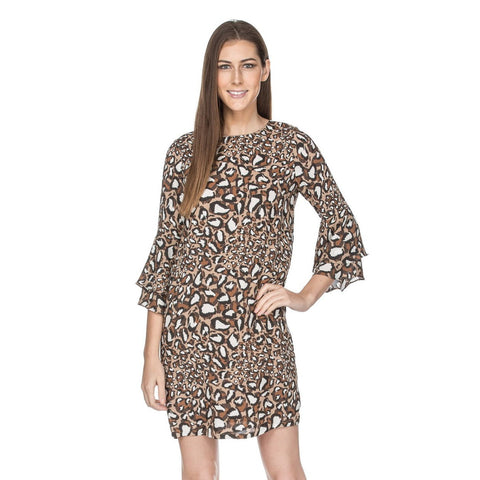 Jade Night Safari Caftan