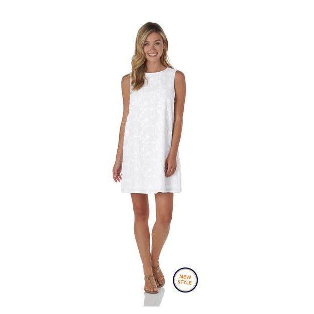 Jude Connally Melody Embroidered Dress
