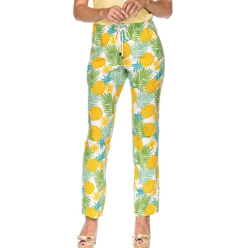 Joy Joy Pineapple Pants