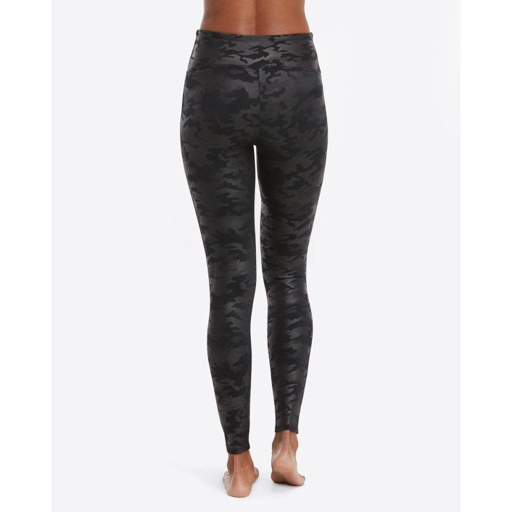 Spanx - Faux Leather Camo