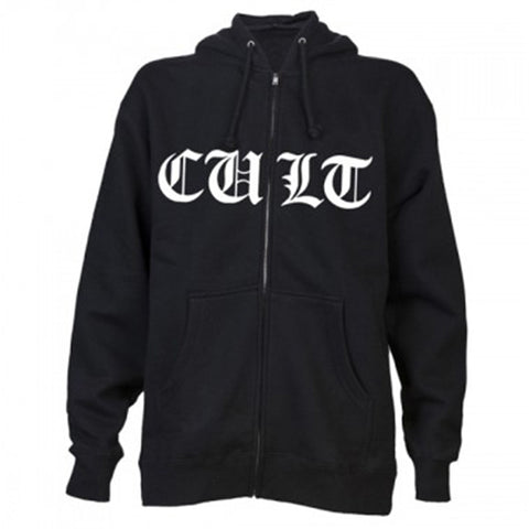 CULT / Old English Hoodie