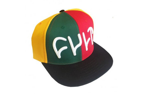 CULT CROSS COLORS snapback