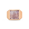 Aquarius Horoscope Ring