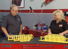 Yellow Rack on Performance TV