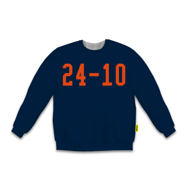 Super Bowl 50 Score Sweatshirt