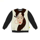 Amy Winehouse - Crew Sweatshirt - Stanley Chow