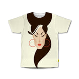 Amy Winehouse - Crew Tshirt - Stanley Chow