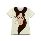 Amy Winehouse - Women's Crew Tshirt - Stanley Chow
