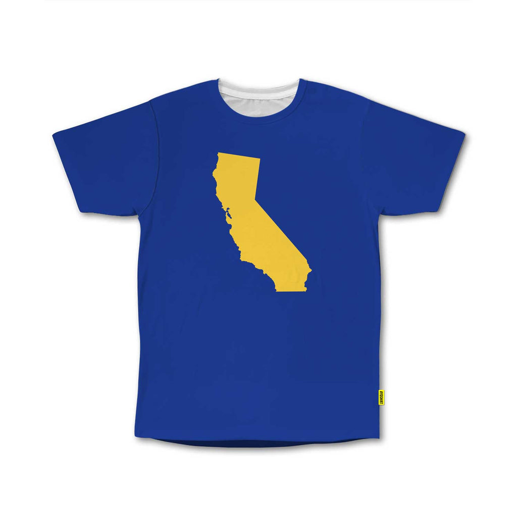 California - Crew Tshirt - Art of Sport