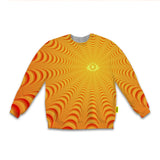 Optical Illusions - Sweatshirt - Eye