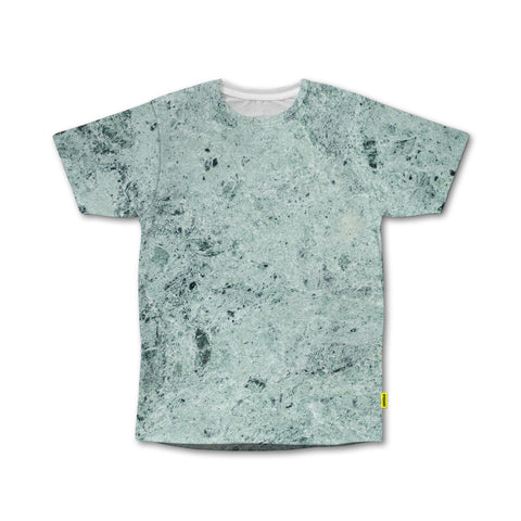 Green Marble - Mens Tshirt - Textures