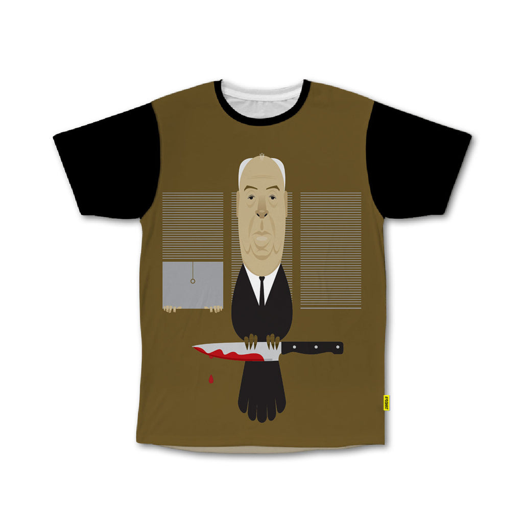Hitchcock - Crew Tshirt - Stanley Chow