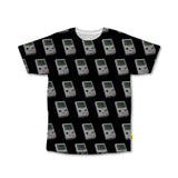 Polka What - Men's Tshirt - Lameboy Black