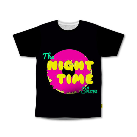 TNTS - Men's Blackout Tshirt - Logo