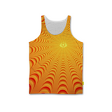 Optical Illusions - Men's Tank - Eye