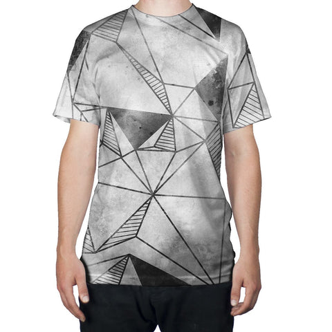 Crystal Clear - Men's Crew Tshirt - Yoshirt Collection