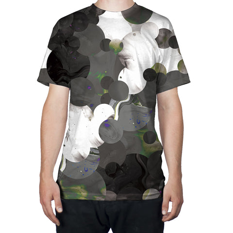 Smears & Spheres - Men's Crew Tshirt - Yoshirt Collection
