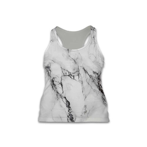 Marble - Women's Performance Tank - Textures