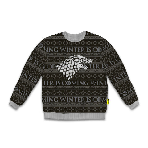 Winter is Coming - Crew Sweatshirt