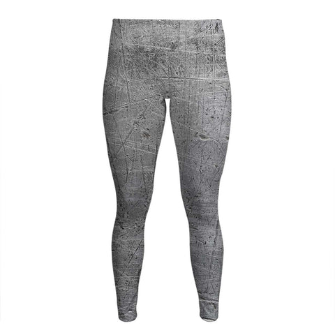 Steel - Women's Yoga Pants - Textures