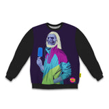 TNTS - Blackout Sweatshirt - Popsicle