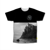 Fire and Blood - Crew Tshirt