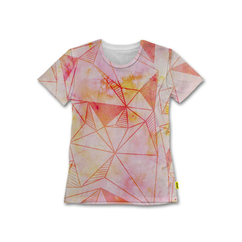 Crystal Clear - Women's Crew Tshirt - Yoshirt Collection
