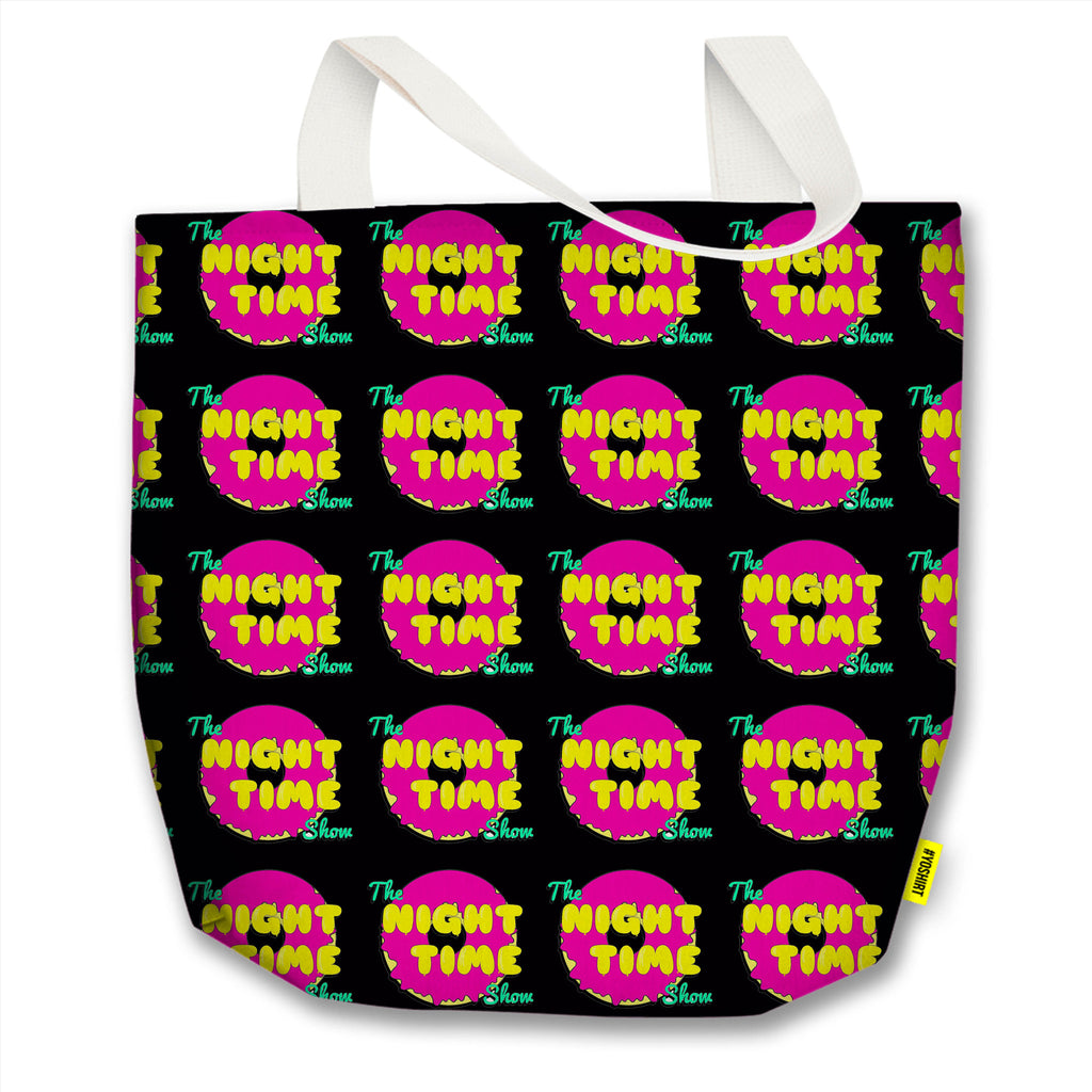 TNTS - Tote Bag - Tiled Logo
