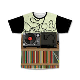 Turntables - Crew Tshirt - Stanley Chow