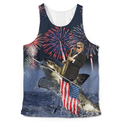 Clinton Shark - July 4th