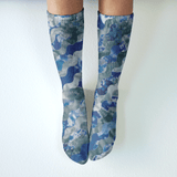 Color Concoction - Mid-Rise Socks