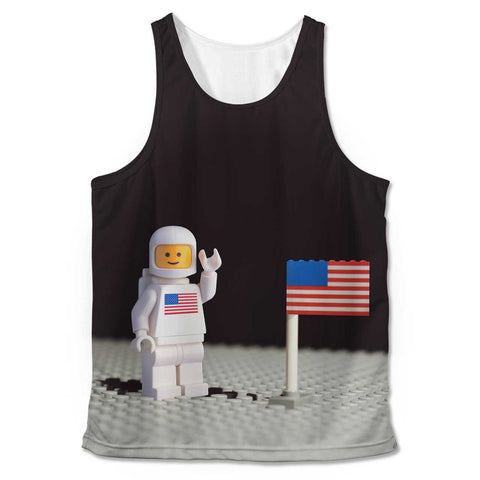 Lego Moon Landing - July 4th
